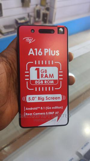 New Itel A16 Plus 8 GB | Mobile Phones for sale in Lagos State, Victoria Island
