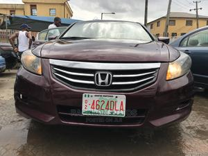Honda Accord 2008 2.4 EX Automatic Red | Cars for sale in Lagos State, Ikeja