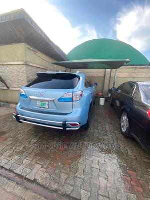 Lexus RX 2011 350 Gray | Cars for sale in Lagos State, Ikeja