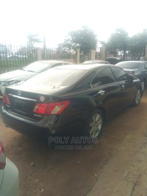 Lexus ES 2007 350 Black | Cars for sale in Lagos State, Alimosho