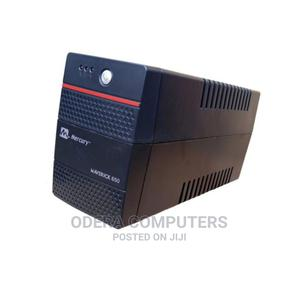 Mercury Maverick 650va UPS With AVR Surge Control   Computer Hardware for sale in Lagos State, Ikeja