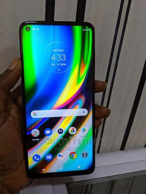 Motorola Moto G9 Plus 128GB Blue | Mobile Phones for sale in Lagos State, Ikeja