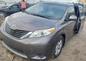 Toyota Sienna 2012 LE 7 Passenger Gray | Cars for sale in Lagos State, Ajah