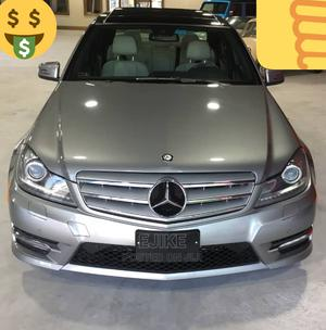 Mercedes-Benz C350 2013 Gray   Cars for sale in Rivers State, Port-Harcourt