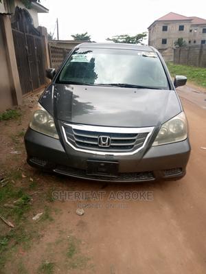 Honda Odyssey 2008 Gray | Cars for sale in Lagos State, Ikotun/Igando