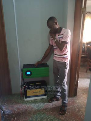 1.5KVA Full Solar Inverter System | Solar Energy for sale in Oyo State, Ibadan