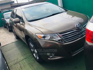 Toyota Venza 2012 V6 Brown | Cars for sale in Lagos State, Ogba