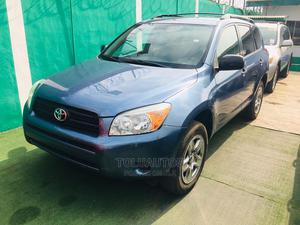 Toyota RAV4 2007 Blue   Cars for sale in Lagos State, Ogba