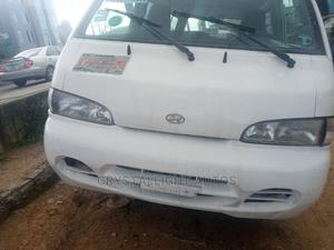 Hyundai H1 2004 White   Buses & Microbuses for sale in Lagos State, Ogba