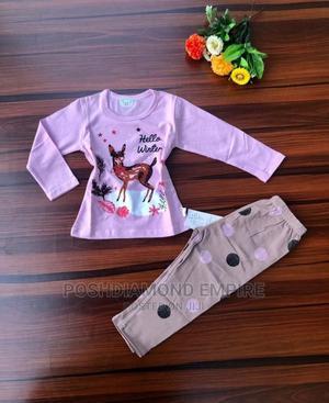 Turkey Brand Fashionable Pyjamas Set | Children's Clothing for sale in Abuja (FCT) State, Kubwa