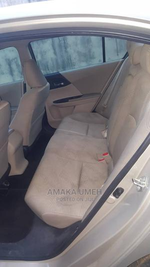 Honda Accord 2017 Beige   Cars for sale in Lagos State, Isolo