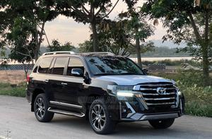 New Toyota Land Cruiser 2021 Black | Cars for sale in Abuja (FCT) State, Mabushi