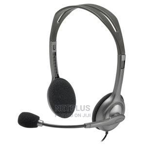 Logitech Headset H110 | Computer Accessories  for sale in Abuja (FCT) State, Wuse