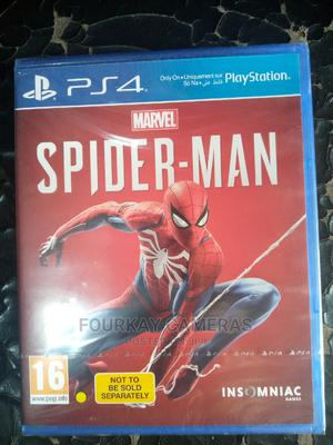 Spider Man for Ps4   Video Game Consoles for sale in Lagos State, Ikeja