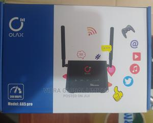 Olax 4G SIM Router With Battery   Networking Products for sale in Lagos State, Ikeja