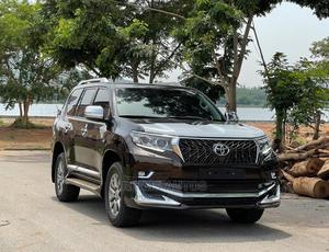 New Toyota Land Cruiser Prado 2020 2.8 Brown | Cars for sale in Abuja (FCT) State, Mabushi