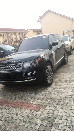 Land Rover Range Rover Sport 2015 Blue   Cars for sale in Lagos State, Lekki