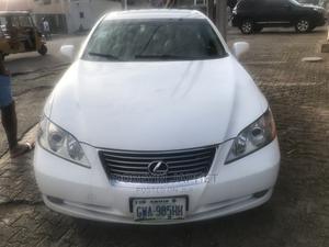 Lexus ES 2009 350 White | Cars for sale in Abuja (FCT) State, Gwarinpa