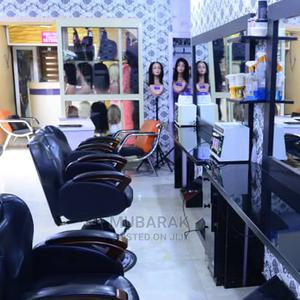 Well Equipped Salon With Pedicure Lounge for Rent | Event centres, Venues and Workstations for sale in Abuja (FCT) State, Central Business Dis