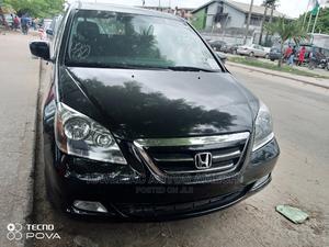 Honda Odyssey 2007 Touring Black | Cars for sale in Lagos State, Amuwo-Odofin