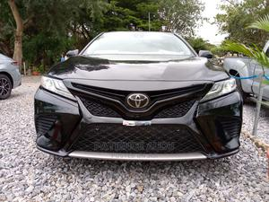 Toyota Camry 2018 Black   Cars for sale in Abuja (FCT) State, Wuse 2