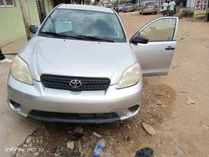 Toyota Matrix 2006 Silver | Cars for sale in Lagos State, Isolo