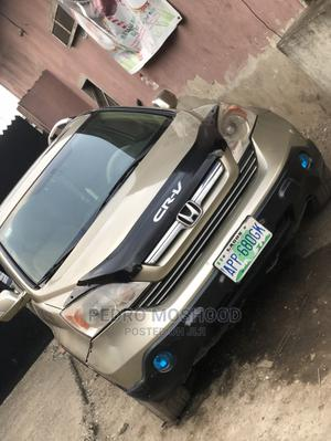 Honda CR-V 2007 Gold | Cars for sale in Lagos State, Yaba