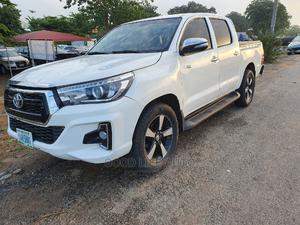 Toyota Hilux 2012 2.0 VVT-i White | Cars for sale in Abuja (FCT) State, Gwarinpa