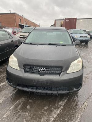 Toyota Matrix 2005 Gray | Cars for sale in Lagos State, Yaba