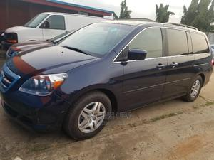 Honda Odyssey 2007 EX Blue | Cars for sale in Lagos State, Ikeja