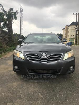 Toyota Camry 2008 2.4 LE Gray | Cars for sale in Lagos State, Ogba
