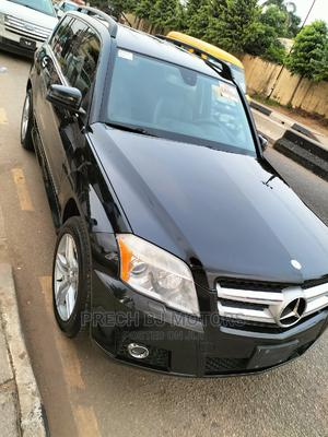 Mercedes-Benz GLK-Class 2010 350 4MATIC Black | Cars for sale in Lagos State, Ogba