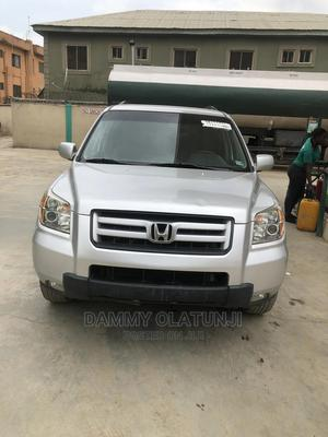 Honda Pilot 2007 EX 4x4 (3.5L 6cyl 5A) Silver | Cars for sale in Lagos State, Yaba