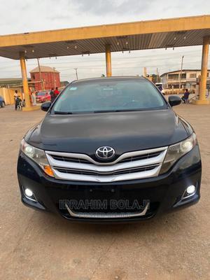 Toyota Venza 2010 V6 AWD Black | Cars for sale in Lagos State, Ojodu