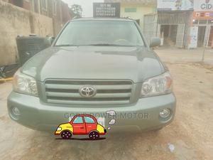 Toyota Highlander 2005 Limited V6 Green | Cars for sale in Osun State, Osogbo