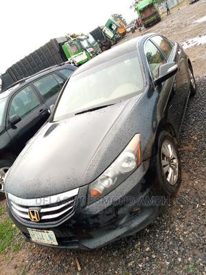 Honda Accord 2010 Sedan EX Black   Cars for sale in Abuja (FCT) State, Lokogoma