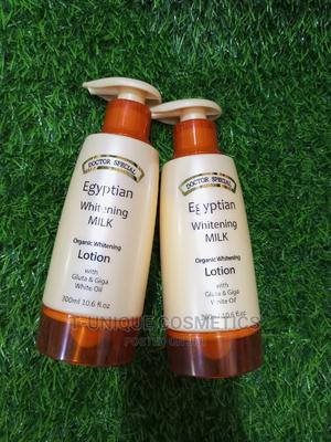 Doctor Special Egyptian Whitening Milk Lotion | Skin Care for sale in Lagos State, Ikorodu