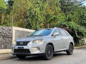 Lexus RX 2012 350 AWD Silver | Cars for sale in Abuja (FCT) State, Asokoro