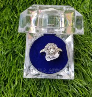 Steel Silver Engagement Ring   Wedding Wear & Accessories for sale in Lagos State, Ajah