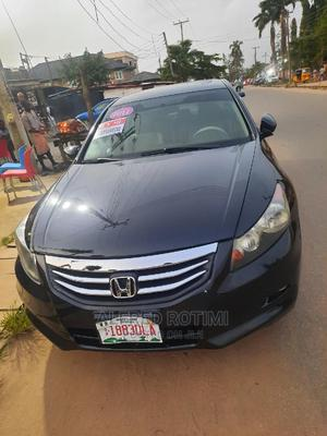Honda Accord 2009 2.0 I-Vtec Automatic Black | Cars for sale in Lagos State, Abule Egba