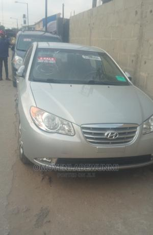 Hyundai Elantra 2010 Silver   Cars for sale in Lagos State, Yaba