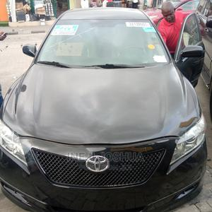Toyota Camry 2008 2.4 SE Black   Cars for sale in Lagos State, Ajah