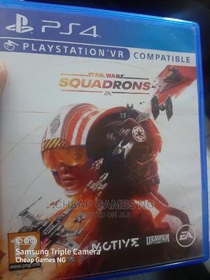 PS4 Star Wars Squadrons   Video Games for sale in Lagos State, Agege