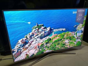 """49""""Inches Samsung Curved Smart Ultra HD 4k HDR TV 