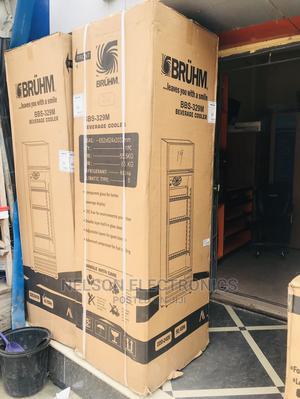 Bruhm Showcase Bar Fridge 329L | Store Equipment for sale in Lagos State, Ikeja