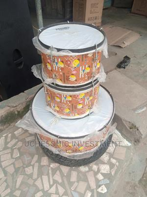 Local School Drum   Audio & Music Equipment for sale in Lagos State, Mushin