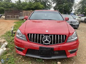 Mercedes-Benz C300 2008 Red | Cars for sale in Abuja (FCT) State, Gwarinpa