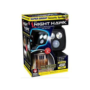 Night Hawk Light (LED Motion-Sensor Security Spotlight)   Home Accessories for sale in Lagos State, Alimosho