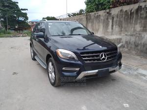 Mercedes-Benz M Class 2015 Blue   Cars for sale in Lagos State, Amuwo-Odofin