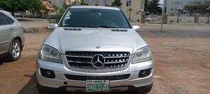 Mercedes-Benz M Class 2007 ML 350 4Matic Silver   Cars for sale in Imo State, Owerri